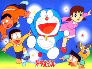 Ada Apa sih di Balik Komik Doraemon ??